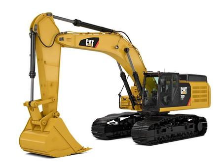 Crawler excavators - 352 F (.. - ..)