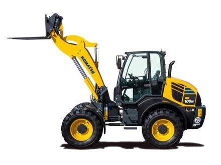 Wheel loaders - WA100M-7 (.. - ..)
