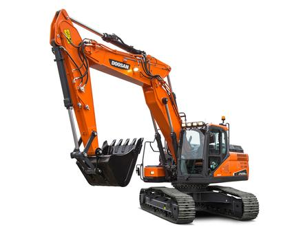Crawler excavators - DX235NLC‑5 (.. - ..)