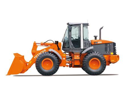 Wheel loaders - ZW150PL-6 (.. - ..)
