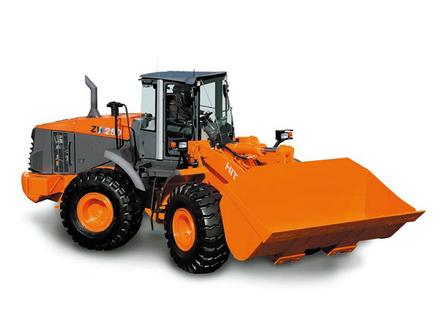 Wheel loaders - ZW250-6 (.. - ..)