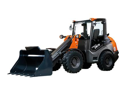 Wheel loaders - ZW75-6 (.. - ..)