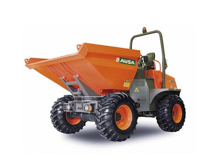 Articulated Dump Trucks - D1001APG (.. - ..)