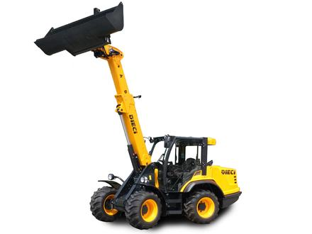 Wheel loaders - Pivot T60 (.. - ..)