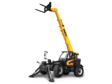 Telescopic wheel loaders - ICARUS 40.14 85,1 KW GD (.. - ..)