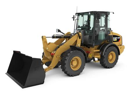 Wheel loaders - 972M (2015 - ..)
